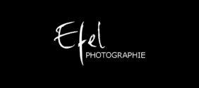 Logo Efel Photographie - Floriane Quétel Lopez - Photographe à Vence - Alpes Maritimes