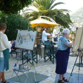 stages de peinture