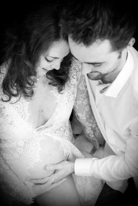 Photographe de grossesse à Vence