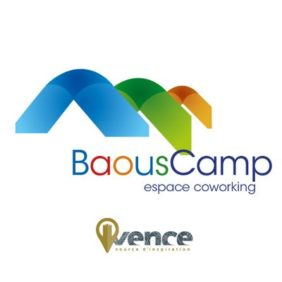 Espace coworking Baous Camp