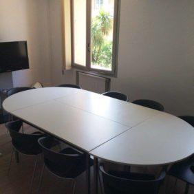 Espace coworking - Salle de réunion