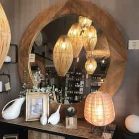 Luminaires et objets de décoration