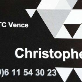 VTC VENCE Christophe
