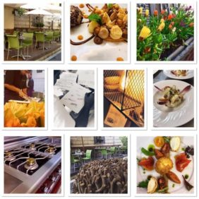 Restaurant Les Agapes - Vence