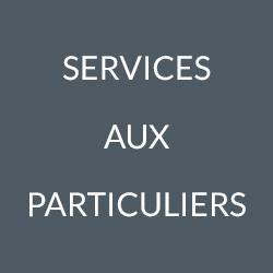 Services aux particuliers
