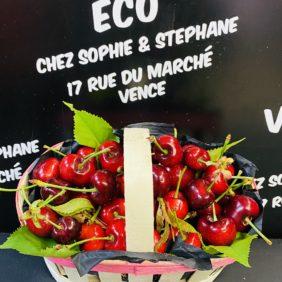 Vence-Eco Chez Sophie et Stéphane