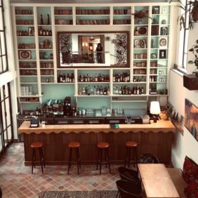 Restaurant de l'hôtel amour Nice