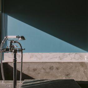 salle de bains - hôtel amour Nice