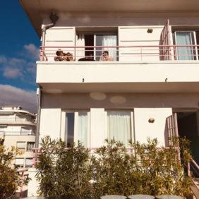 Rénovation hôtel amour - 7 étages / restaurant / piscine / plage