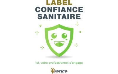 La Ville de Vence instaure un Label de Confiance Sanitaire