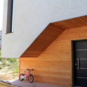 Maison ossature bois - Cagnes-sur-mer