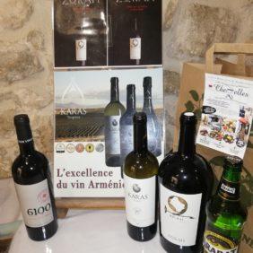Les vins sont aussi une invitation au voyage