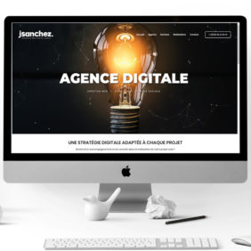 AGENCE DIGITALE & MARKETING WEB JS