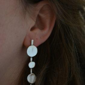 Boucles d'oreilles | Collection Géométrique - Argent