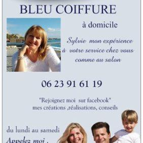 Bleu Coiffure à Domicile