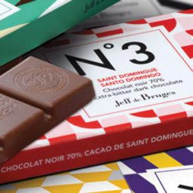 Tablettes de Chocolat