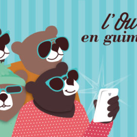 Les Oursons en Guimauve !!! Souvenirs d'enfance