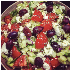 Une de nos salades signature