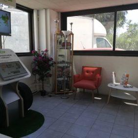 Garage Mistral | Salle d'attente