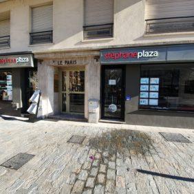 notre agence de Cagnes, Place de Gaulle