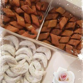Pâtisseries Orientales