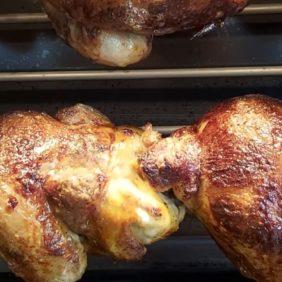 Tous les jours, des poulets rôtis !
