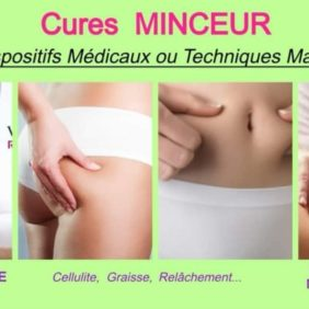Minceur / cellulite, nos cures