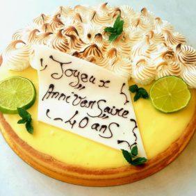 Tous vos gâteaux et entremets pour vos événements