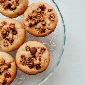 Cookies réalisés par le restaurant gastronomique Spelt