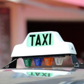 Taxi Vence